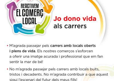 Reactivem el comerç local