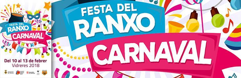 Ranxo Carnaval 2018
